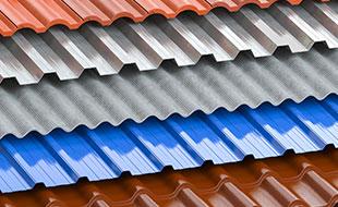 Metal Roofing / Waterproofing Of Clay Tiles Roofs